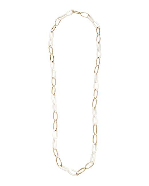 Vhernier - White Ottovolante Necklace - Lyst