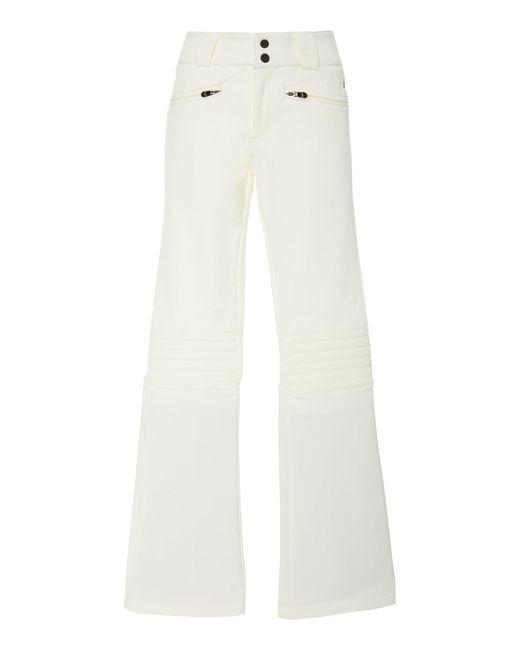 Perfect Moment - White Aurora Stretch-jersey Flared Ski Pants - Lyst