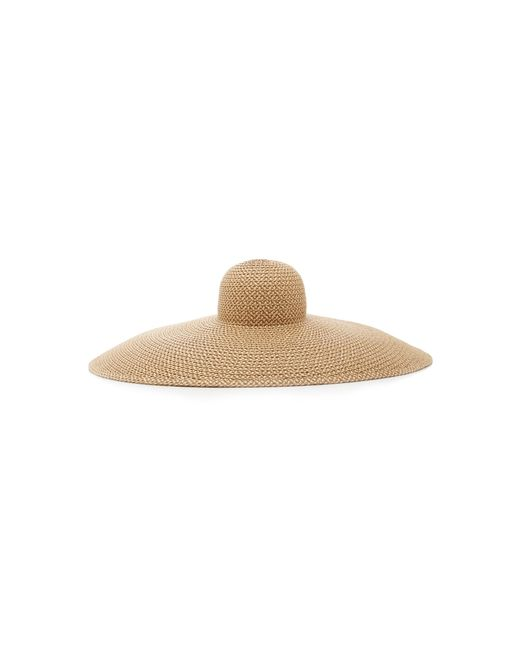 Eric Javits - Natural Giant Floppy Woven Hat - Lyst