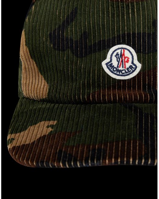 65f39f3522c0b3 ... Moncler - Green Hat for Men - Lyst