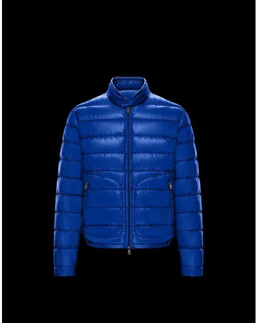 Moncler - Blue Acorus for Men - Lyst