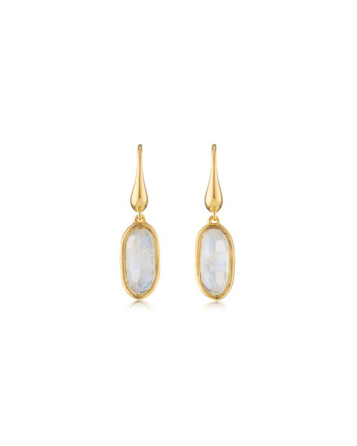 Monica Vinader | Metallic Vega Drop Earrings | Lyst