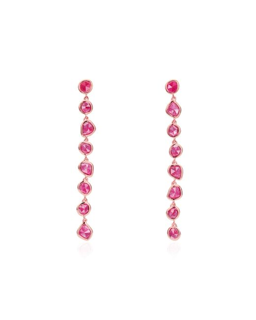 Monica Vinader - Multicolor Siren Mini Nugget Cocktail Earrings - Lyst