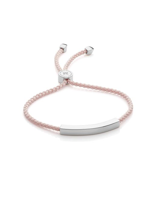 Monica Vinader - Multicolor Linear Friendship Bracelet - Lyst