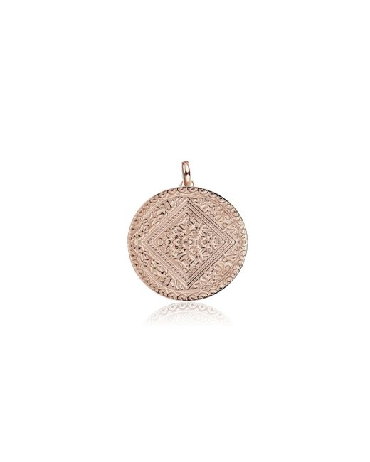 Monica Vinader - Pink Marie Mini Pendant Charm - Lyst