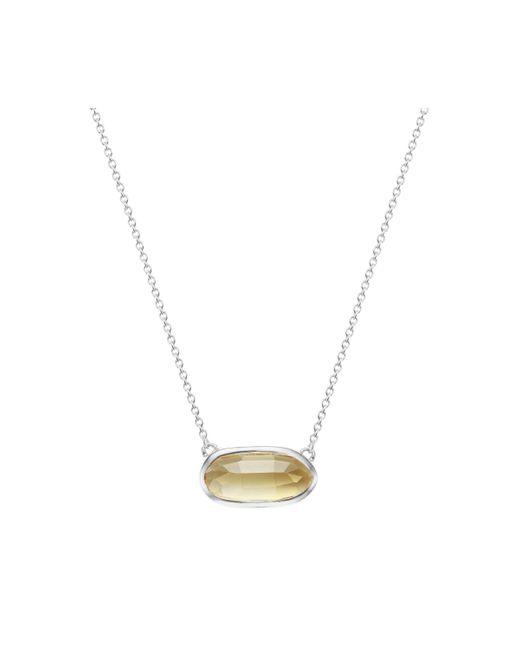 Monica Vinader - Metallic Vega Necklace - Lyst