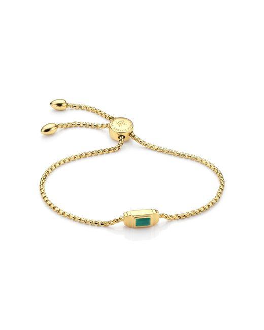 Monica Vinader | Multicolor Baja Deco Bracelet | Lyst