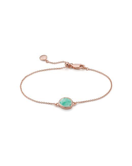 Monica Vinader - Multicolor Siren Fine Chain Bracelet - Lyst