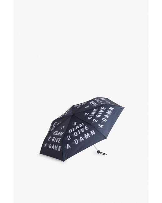 Monki | Blue Umbrella | Lyst