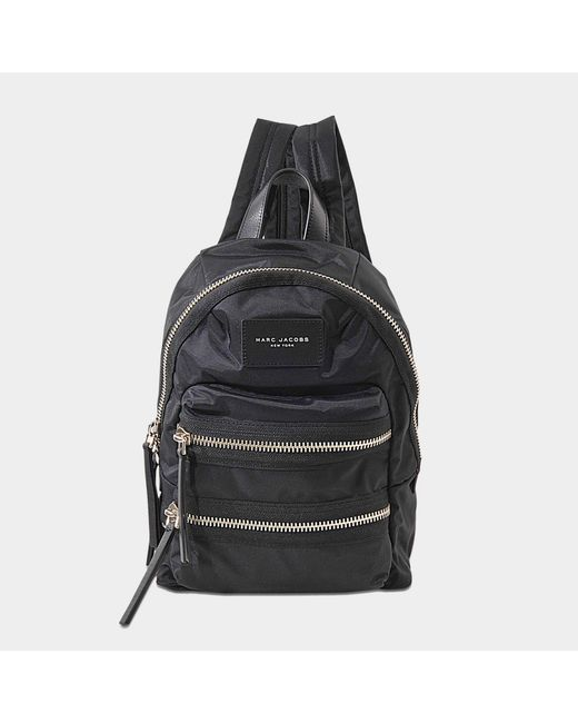 Marc Jacobs - Blue Biker Nylon Mini Backpack - Lyst