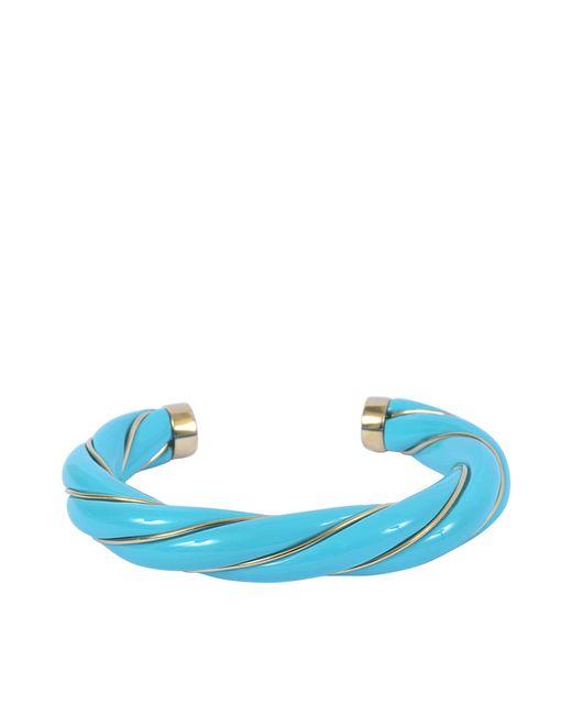 Aurelie Bidermann - Blue Diana Bakelite Bracelet - Lyst