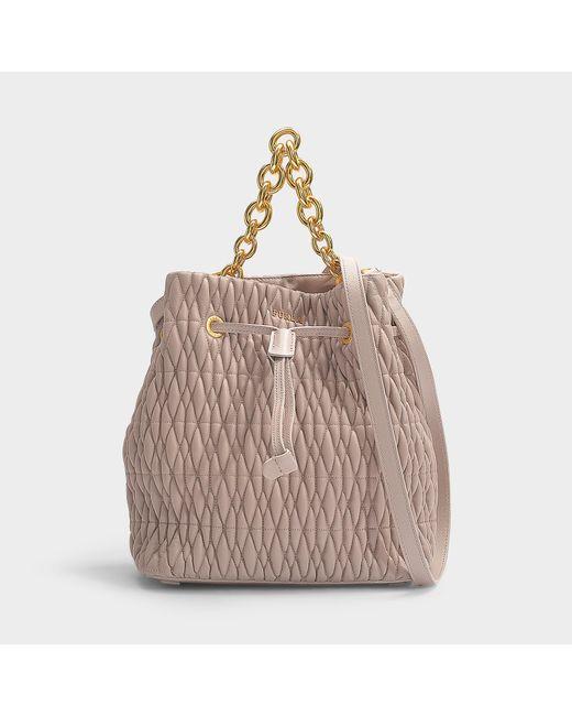Furla - Multicolor Stacy Cometa S Drawstring Bag In Dalia - Lyst ... 76aa8454312b6