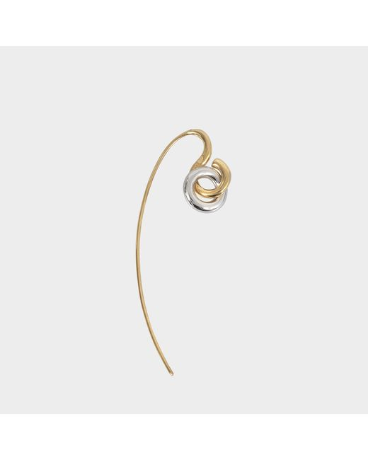 Charlotte Chesnais - Metallic Swing Earring - Lyst