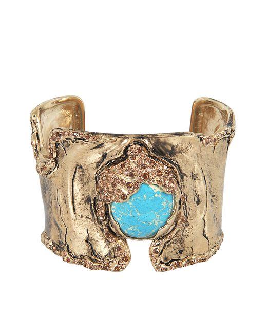 Roberto Cavalli | Multicolor Glam Stone Bracelet | Lyst