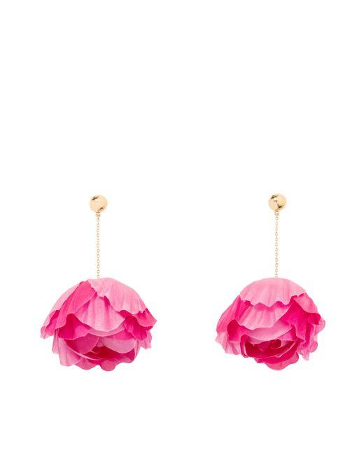 Aurelie Bidermann | Pink Pistil Earrings | Lyst