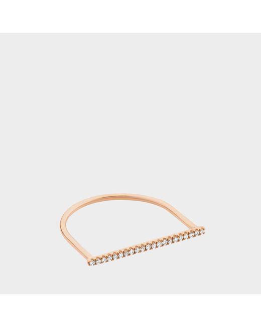 Vanrycke - Metallic Ring Medellin - Lyst