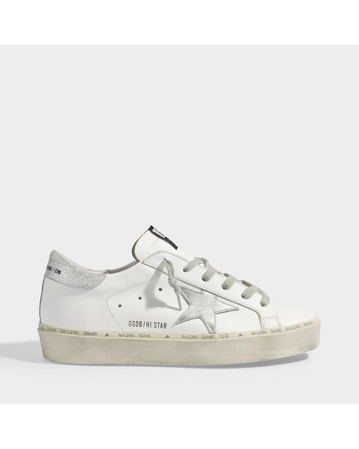 Goose Golden Platform In Lyst Brand Deluxe High Star Sneakers dCsxtQrBh