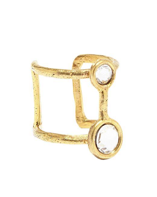 Sylvia Toledano | Metallic Resille Ring | Lyst