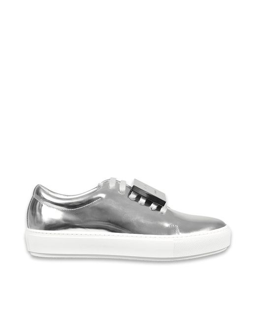 Acne - Multicolor Adriana Turn Up Sneaker - Lyst