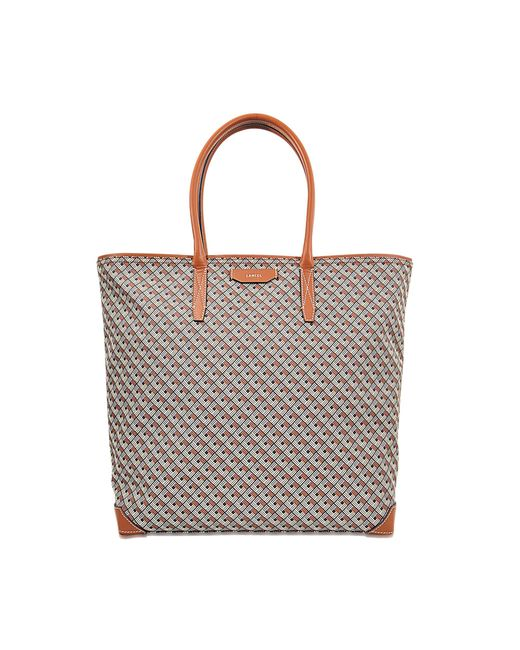 Lancel | Brown Iconic Tote | Lyst