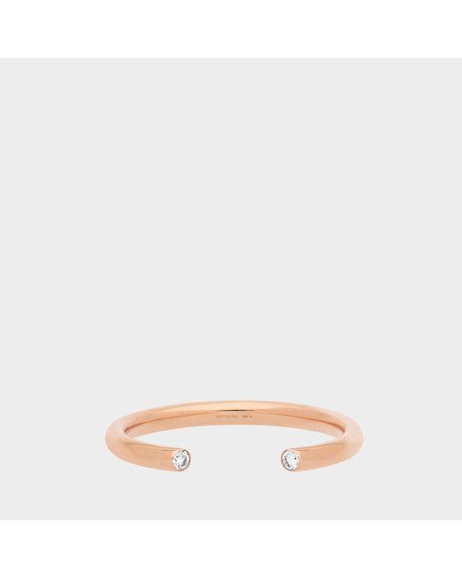 Vanrycke - Metallic Massai Ring In Gold And Diamonds - Lyst