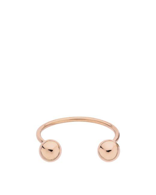 Vanrycke - Metallic Little L Ring - Lyst
