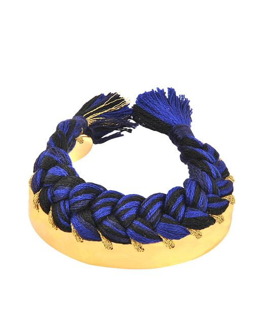 Aurelie Bidermann | Blue Copacabana Bracelet | Lyst