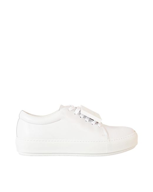 Acne | Multicolor Adriana Leather Sneaker | Lyst