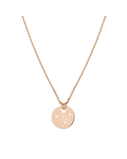 Ginette NY | Metallic Milky Way Disc Chain Necklace | Lyst