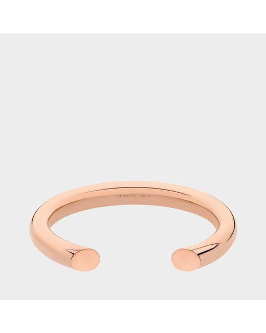Vanrycke - Metallic Thor Ring - Lyst