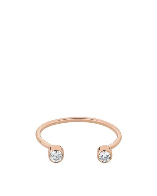 Vanrycke - Metallic Mademoiselle Else Diamonds Ring - Lyst