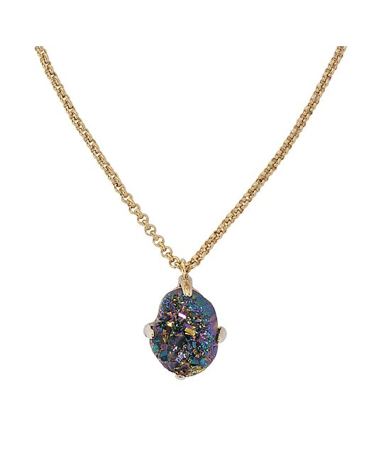 Christopher Kane | Multicolor Stone Necklace | Lyst