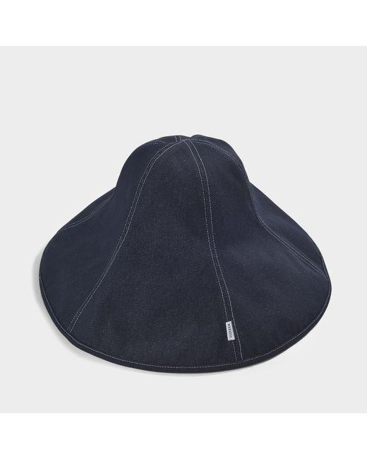 KENZO - Hat In Navy Blue Nylon - Lyst