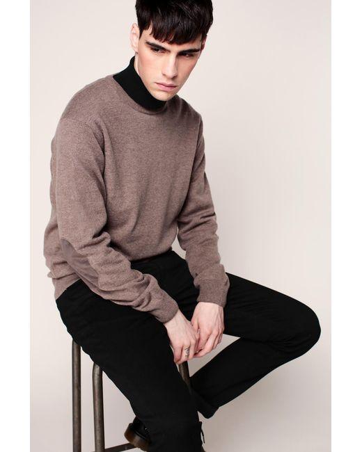 Hackett | Brown Sweater & Cardigan for Men | Lyst