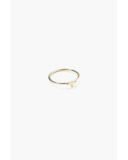 Agnes De Verneuil - Metallic Ring - Lyst