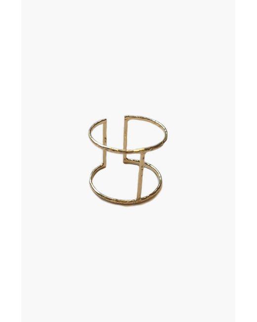 Gag & Lou | Metallic Ring | Lyst