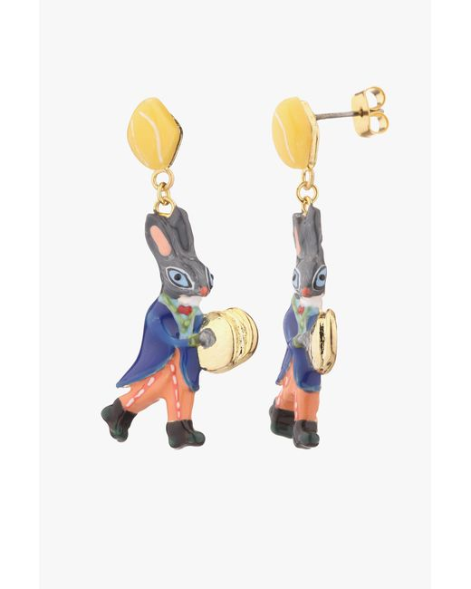 N2 | Blue Earrings | Lyst
