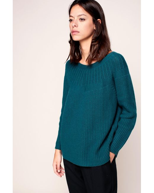 Sessun | Green Jumper | Lyst
