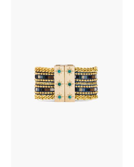 Hipanema   Metallic Bracelet   Lyst