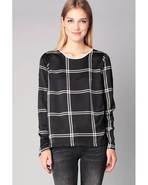Vero Moda - Black Shirt / Blouse - Lyst