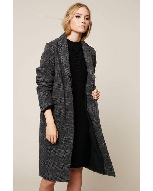 Hartford - Gray Coat - Lyst