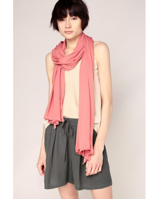 American Vintage | Pink Cheche Scarve | Lyst