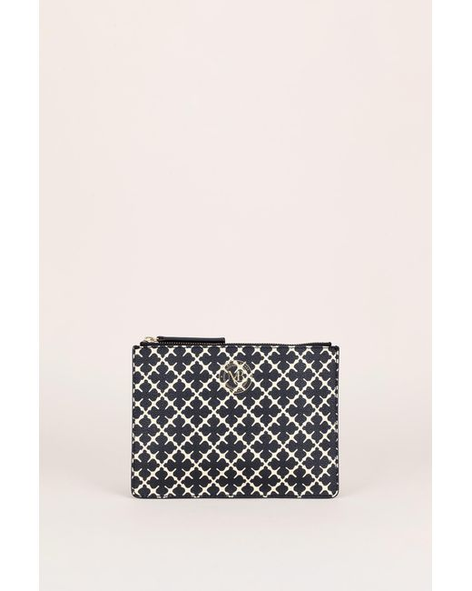 By Malene Birger | Black Wallet And Coin Purse | Lyst