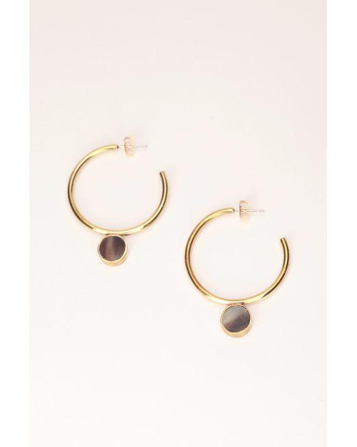 Soko | Metallic Earrings | Lyst