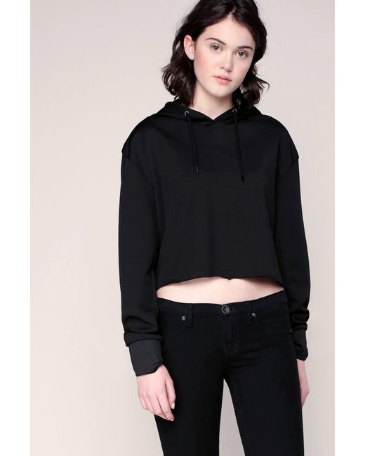 Cheap Monday - Black Sweatshirt - Lyst