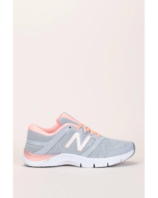 New Balance   Gray Sports Shoe   Lyst