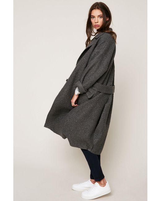 INTROPIA | Gray Coat | Lyst