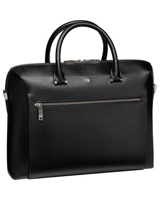 Montblanc - 4810 Westside Document Case Large Business Bag Black - Lyst