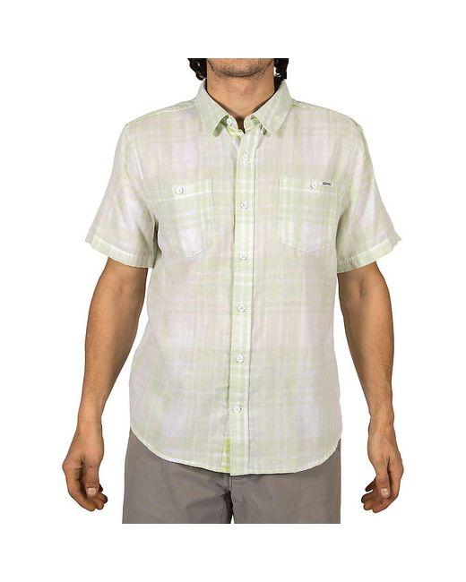 Gramicci - White Santa Monica Ss Shirt for Men - Lyst