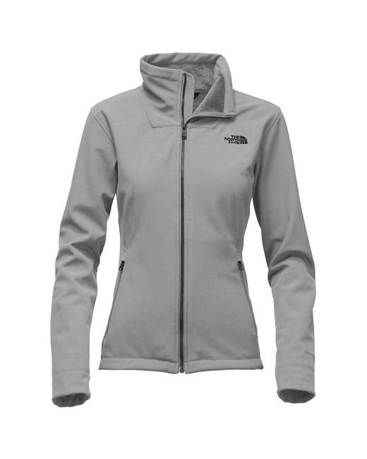 The North Face - Gray Apex Chromium Thermal Jacket - Lyst